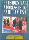Presidential Addresses to Parliament