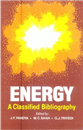 Energy: A Classified Bibliography